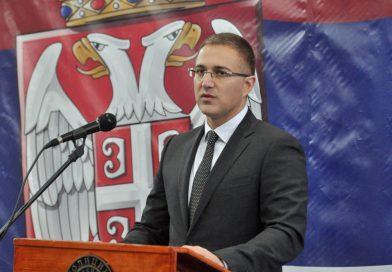 Ministar Nebojša Stefanović odlučno protiv narko mafije