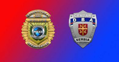 Internacionalna Policijska Organizacija i Centar DBA potpisali protokol o saradnji