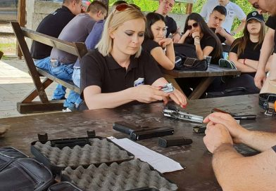 Završen prvi Basic Shooting Course u Leskovcu