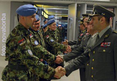 Srpski civili uskoro u mirovnim misijama