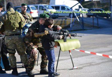 Omladinski kampovi za vojnu i terorističku obuku u našoj blizini