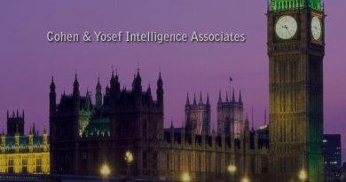 Potpisan ugovor o saradnji sa Cohen & Yosef Intelligence Associates