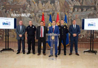 Beograd – bezbedan grad