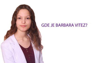 Gde je Barbara Vitez? Četiri godine od nestanka