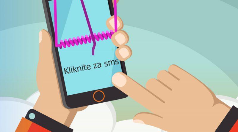 SMS prevare – legalna pljačka naroda