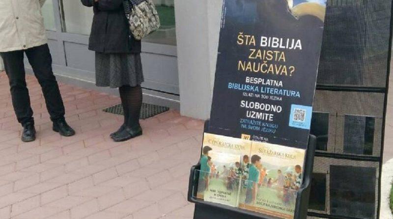 Jehovini svedoci u doba korone
