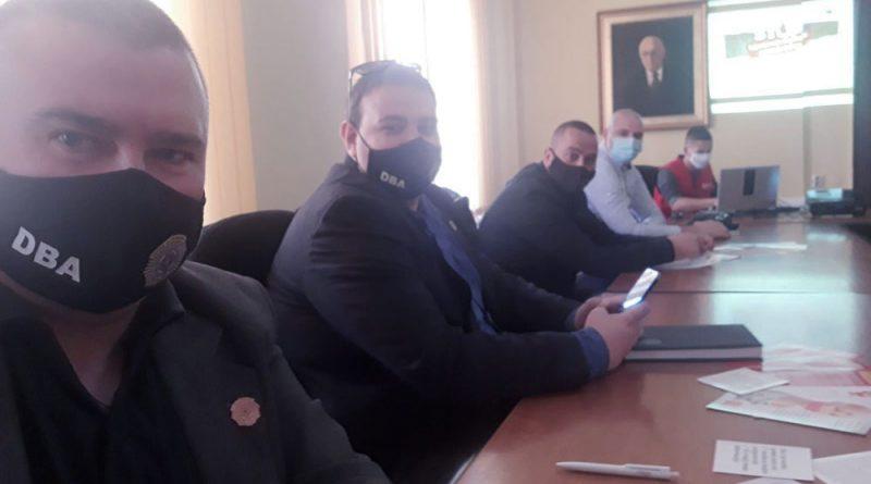 """Predstavnici DBA učestvovali su na Okruglom stolu """"Šta predstavlja krivično delo krijumčarenje ljudi i na koje načine možemo odgovoriti"""""""